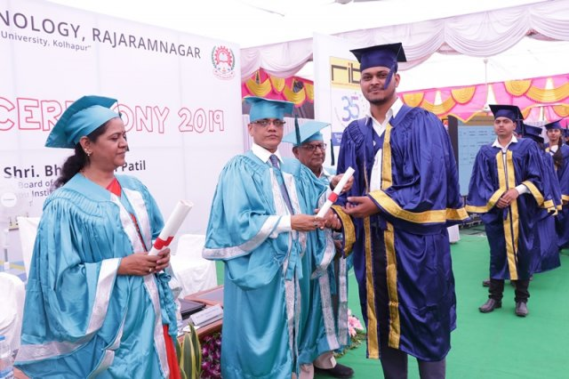 Sixth Graduation Ceremony