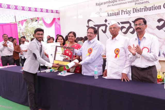 Virangula and Annual Prize Distribution Ceremony